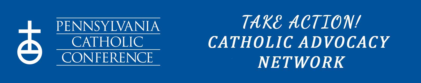 pennsylvania catholic conference banner